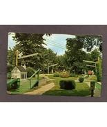 Vintage 1970s Postcard Miniature Golf Course Bo... - $5.99