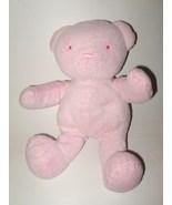 BabyGear Pink Teddy Bear Plush Stuffed Animal T... - $7.97