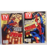 TV Guide Spiderman Artists 2 of the Collectors ... - $5.50