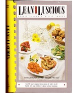Lean And Luscious Cookbook by Bobbie Hinman & M... - $5.99