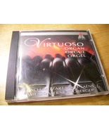 VIRTUOSO ORGAN Bach Mozart and more CD EUC - $3.00