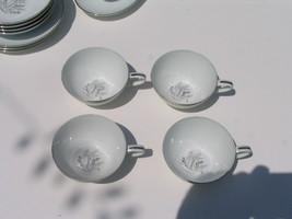 Noritake Taryn Pattern 5912 Cups ~ Set of 4 - $26.95