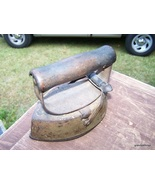 IRONS - SAD IRON ANTIQUE Lot # 352 - $85.00