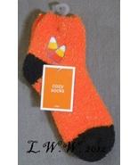 1 Pair Black and Orange Candy Corn  Halloween C... - $4.99
