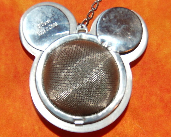 Tea Strainer Ball Disney Mickey Mouse Stainless Steel