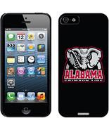 University of Alabama iPhone 5 Snap-On Case Bla... - $29.95