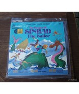 Vintage Voyages Of Sinbad The Sailor 7 inch 33r... - $20.00