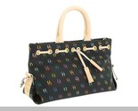 Buy Dooney and Bourke IT Tassel  Tote Satchel Black New