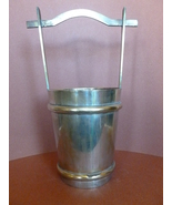 Antique Chinese Bronze Bucket from Shanghai's F... - $725.00