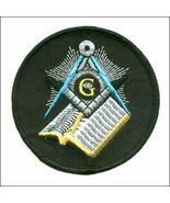 Embroidered Patch Masonic  G Patch - $3.22