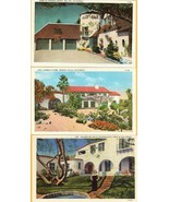 Orig Stars Homes Post card Lot 1920's March Lae... - $12.99
