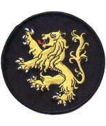 Embroidered Christian Patch The Lion Of Judah P... - $3.22
