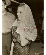 Mary Carlisle Dr. Rhythm ORG Candid PHOTO G Ric... - $9.99