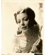 Loretta Young Breathtaking Beauty Original Suez... - $24.95