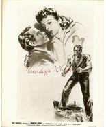 Glenn Ford Claire Trevor Martin Eden ORG Ad Art... - $9.99