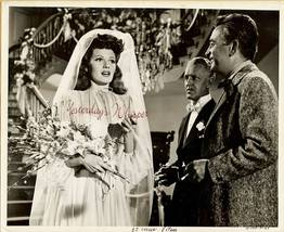 Rita Hayworth Cover Girl Bride Ned Scott Origin... - $9.95
