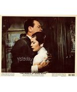 Bill Holden Nancy Kwan World of Suzie Wong Lobb... - $9.99