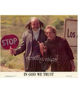 Peter Boyle Marty Feldman In God we Trust 3 LC ... - $9.99