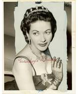 Yvonne DeCarlo MILLION Gems Movie Premiere Pres... - $14.95