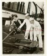 Julie Adams Sal Mineo Sailors 2 1955 Movie Prom... - $14.99