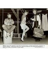 Fred Astaire Petula Clark Tommy Steele Candid S... - $9.99