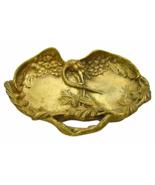French Gilt Bronze Art Nouveau Vide Poche by Pa... - $395.00