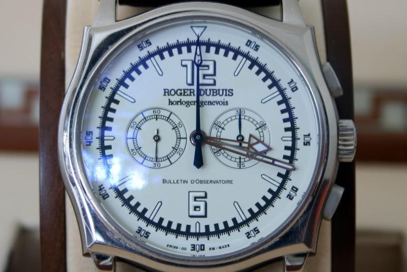 Roger Dubuis Lt. Ed. Sympathie Chronograph Watch #08/28