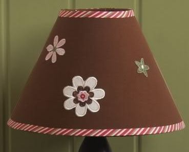 Matching Lamp Shade for Lady Bug Set