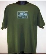 Vegetarian Organic Tee Shirt Veg To Differ Oliv... - $14.97