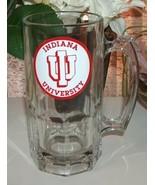 Indiana University Hoosiers Beer Glass or Stein... - $12.99