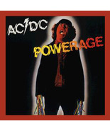 Photo Patch AC/DC Powerage Patch - $3.22