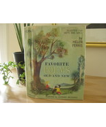 FAVORITE POEMS OLD and NEW by HELEN FERRIS Illu... - $34.95