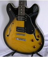 Oscar Schmidt OE30TS Hollowbody Electric Guitar NIB Delta King ES 335 - $269.00