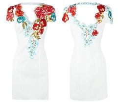 Karen_millen_white_floral_shift_dress_thumb200