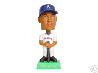Pedro MARTINEZ, Playmaker BOBBLEHEAD, Boston Red Sox