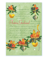 Fresh Scents Scented Sachets by Willowbrook Company - Festive Garden, 3 Packs