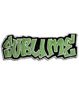 Embroidered Patch Sublime Patch - $3.22