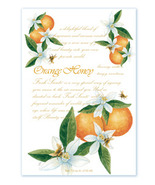 Fresh Scents Scented Sachets by Willowbrook Company - Orange Honey, 3 Pack
