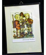 Vintage Hummel German Print Boys Difficult Problem - $5.00