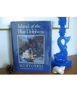 ISLAND OF THE BLUE DOLPHINS SCOTT O'DELL HC/DJ  - $12.99