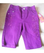 Greendog Girls Jeans with embroidery Size 18 mo... - $8.00