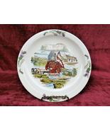Churchill Scotland Souvenir Plate Hotelware Mad... - $12.99