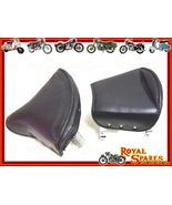ROYAL ENFIELD CLASSIC 1950s SPRUNG FRONT & PILL... - $163.99