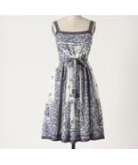 NEW Anthropologie Catmint Cotton Dress 2/XS $148 - $79.99