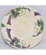 Our America Decorative Candle Plate Iris Mosaic... - $7.49