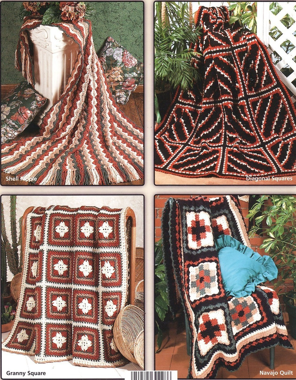 FREE CROCHET PATTERN FOR NAVAJO AFGHAN « CROCHET FREE PATTERNS