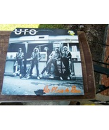 UFO No Place To Run album record Vintage 33 rpm  - $35.00