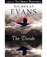 The Divide by Nicholas Evans - Good Read - $10.20