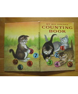 MY BIG GOLDEN COUNTING BOOK  MOORE GARTH WILLIA... - $9.99