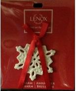 Lenox American by Design™ Pierced Snowflake Cha... - $8.00